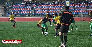 Anadolu Gençlikspor 7-0 Anadolu Yıldızlarıspor