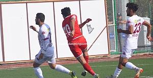 Elazığspor 1-2 Kahramanmaraşspor