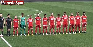 Hacettepe Kahramanmaraşspor maçından kareler