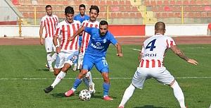 Kahramanmaraşspor 0-0 Sarıyer Foto Galeri