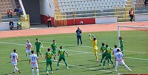 Kahramanmaraşspor 1-0 Darıca Gençlerbirliği