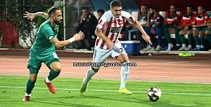 Kahramanmaraşspor   2 - 1 Etimesgut Belediyespor