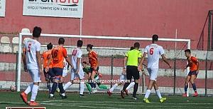 Kahramanmaraşspor Amatör, Maraşspor maçından kareler