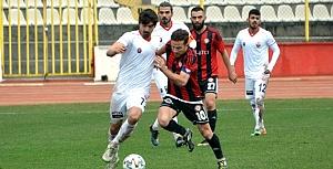 Kahramanmaraşspor - Çorum FK