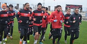 Kahramanmaraşspor'da hazırlıklar başladı