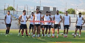 Kahramanmaraşspor'da Utaş Uşakspor maçı hazırlıkları sürüyor