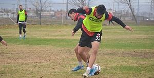 Kahramanmaraşspor'da Ergene Velimeşespor maçı hazırlıkları sürüyor