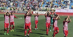 Kahramanmaraşspor Pazarspor Maçından Kareler