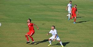 Kahramanmaraşspor - Serik Beleyespor