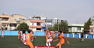 Kahta Dirilişspor 1-1 Elbistanspor
