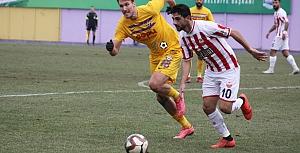 Eyüpspor - Kahramanmaraşspor
