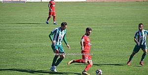 Kırşehir Belediyespor, Kahramanmaraşspor maçından kareler