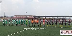 Nahırönü Dumlupınarspor 4-0 Afşin Bld.Spor