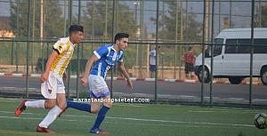 Onikişubat İdmanyurduspor 0-0 Amatör Spor Vefa