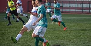 Pazarcıkspor,  Arsan Sümerspor maçından kareler