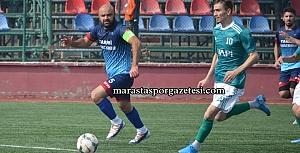 Pazarcıkspor - Kümbetspor maçından kareler