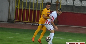 PİSERRO Kahramanmaraşspor 1-0 Eyüpspor