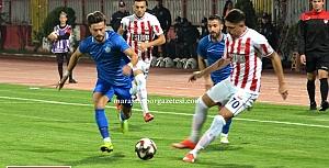 Piserro Kahramanmaraşspor 2-2 Tuzlaspor