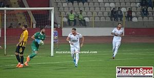 Pisserro Kahramanmaraşspor 1-1 Bayburt Özel İdare Spor