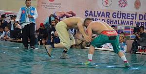 Şalvar Güreşi Dünya Şampiyonası Kahramanmaraş