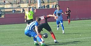 Türkoğlu Belediyespor 2-1 Afşin belediyespor