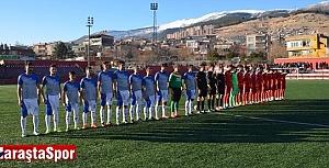 Türkoğlu Belediyespor Arsan Sümerspor'u Farklı Geçti