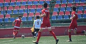 Turkuazspor 0-8  Kahramanmaraşspor Amatör