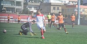 U 17 -  Büyüksırspor 1-5 Kahramanmaraşspor