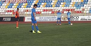 U-19 Ligi 1920 Maraşspor - Maraşspor maçtan kareler