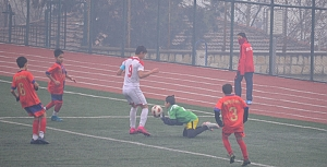 U14 play off - Kahramanmaraşspor 2-0 Kurtulu 1920 spor