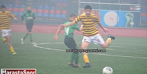 U19 B AS VEFA - ANADOLU GENÇLİKSPOR