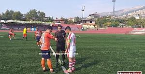 Uludazspor 0-0 Maraşspor