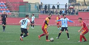 ULUDAZSPOR 0-1 ANDIRIN YEŞİLDAĞSPOR