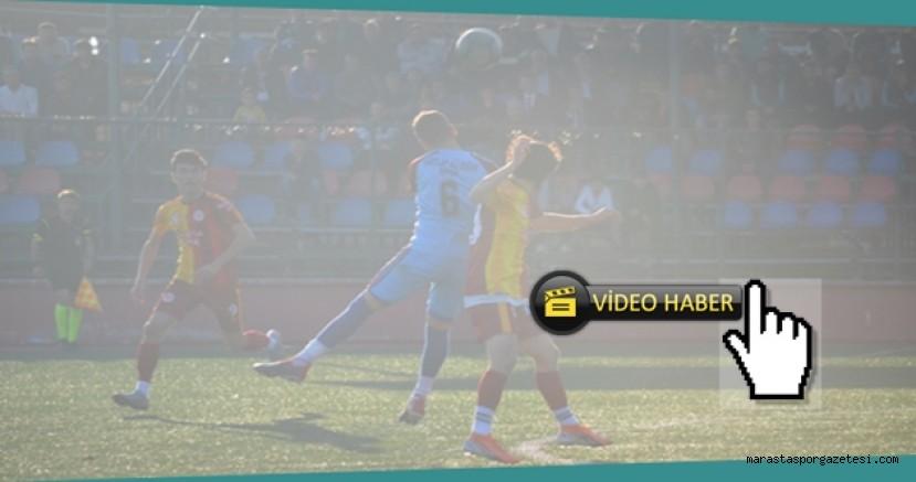 1.Amatör Küme Play-off Hartlap Köyü Ali Doğanspor - Uludazspor