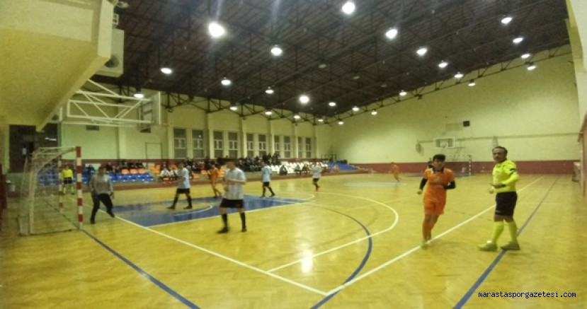 100. Yıl Futsal Turnuvası başladı
