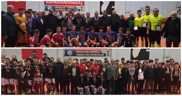 100. Yıl Kurtuluş Futsal ve Basketbol Turnuvası Tamamlandı