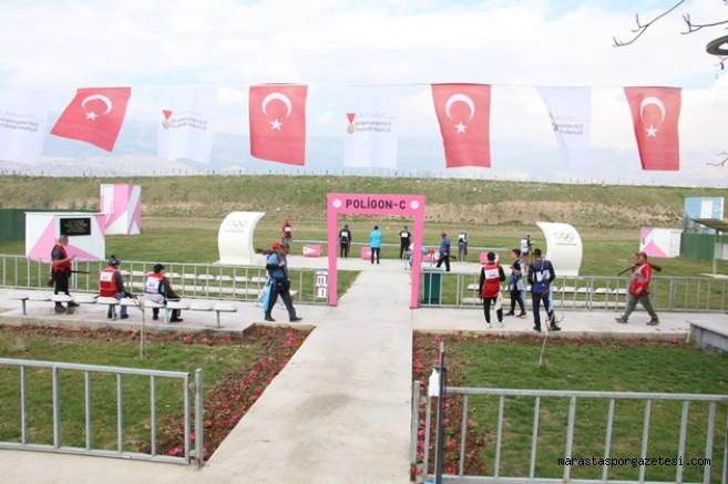 12 Şubat Kurtuluş Ve 3. Fahri Gemci'yi Anma Trap Kupası Tamamlandı