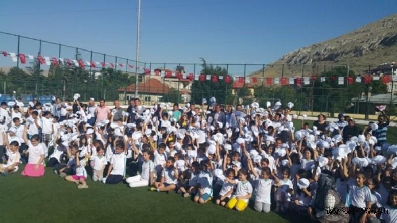 16.'si düzenlenecek olan Yaz Spor Okulları Kayıtları Başlıyor.