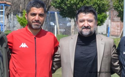 1997-1998 sezonunda birlikte futbol oynadığı arkadaşı bir araya geldiler