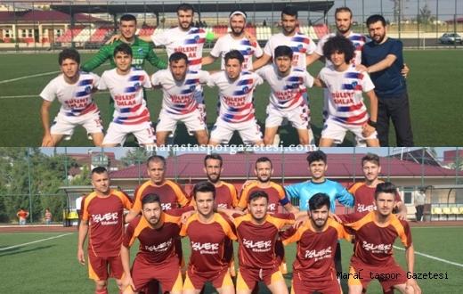 2.Amatör play-off  finalinde karşılaşacak takımlar belli oldu