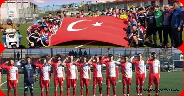 2.Amatörde Türkoğlu Gençlerbirliği ile  Onikişubat İdmanyurduspor Lider
