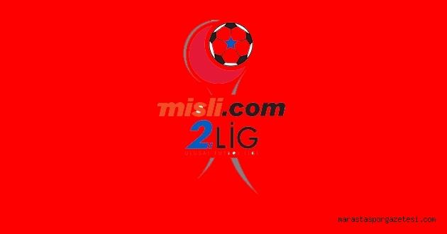 2.Lig Kırmızı  Grupta 23.Hafta hafta maçlarını yönetecek hakemler açıkladı