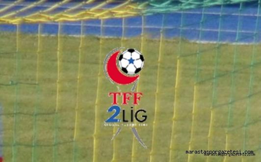 2. Lig Kırmızı Grup Puan Durumu! 2. Hafta maç sonuçları ve 3. hafta fikstürü
