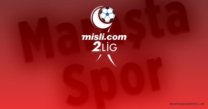 2. Lig Kırmızı Grupta 30.Haftanın hakemleri açıkladı