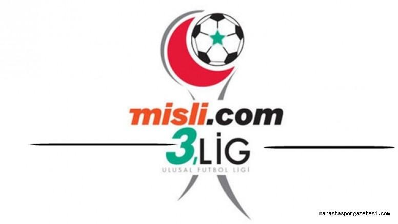 2020-2021 sezonu  3. Lig play-off eşleşmeleri ve çeyrek final programı belli oldu