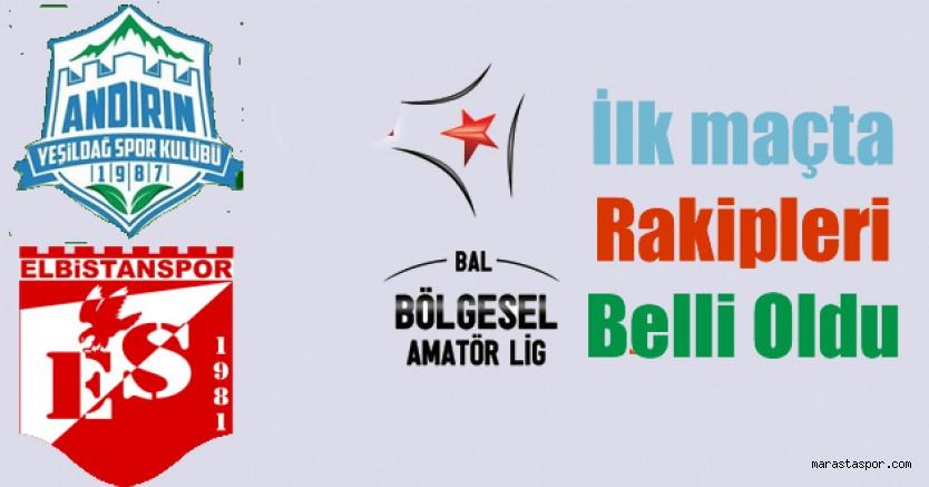 2021-2022 Sezonu Bölgesel Amatör Lig Fikstür Çekimi yapıldı