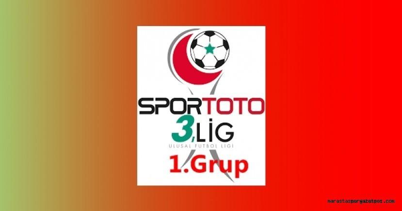 3. Lig 1. Grupta 24.Haftanın hakemleri açıkladı