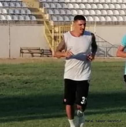 Abdullah Topkara Kahramanmaraşspor'da
