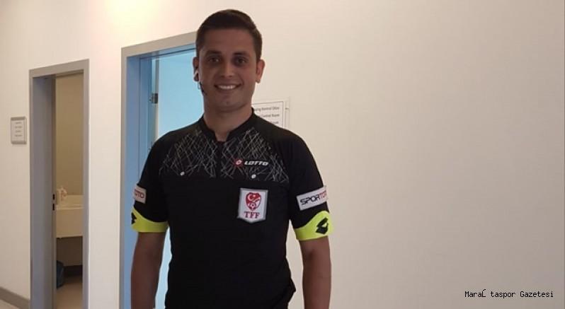 Adem Şahan  TFF 2.lig 1.hafta  müsabakasında görevlendirildi.