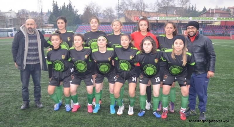Anadolu Gençlikspor 2.Lige yükseldi